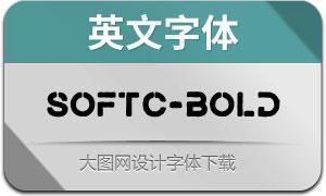 SoftClouds-Bold(英文字体)