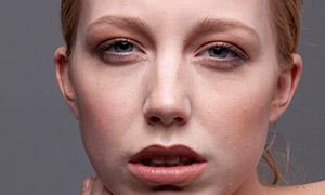 外国模特美女人物写真摄影高清原片