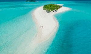美丽的海岛旅行高清摄影图片
