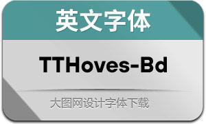 TTHoves-Bold(с╒ндвжСw)