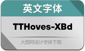 TTHoves-ExtraBold(с╒ндвжСw)