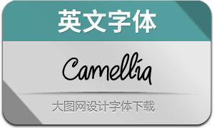 Camellia(英文字体)