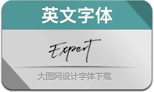 Expert-Regular(英文字体)