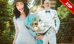 时尚婚纱写真摄影样片系列B