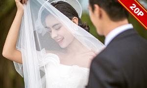 影楼外景主题婚纱摄影高清样片V03