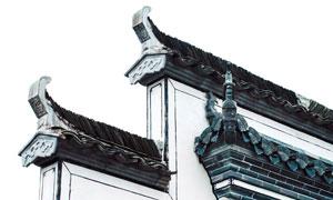 安徽徽式建筑高清摄影图片