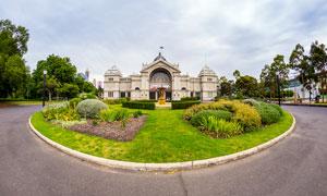 澳大利亞皇家展覽館攝影圖片