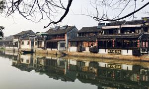 西塘古镇旅游摄影图片