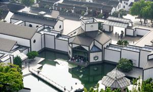 苏州博物物建筑摄影图片