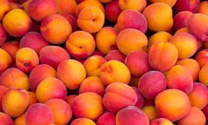 精选优质美味桃子特写摄影高清图片