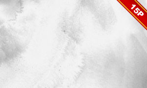 灰白色的水彩元素背景 澳门线上必赢赌场集V1