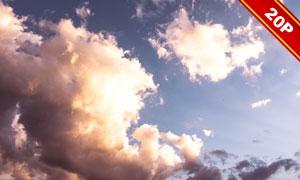 后期合成適用天空云彩高清圖片V20