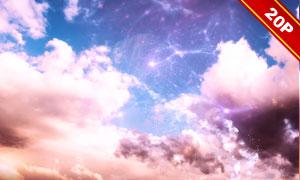 后期合成適用天空云彩高清圖片V23