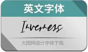 Inverness(英文字体)