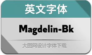 Magdelin-Black(с╒ндвжСw)