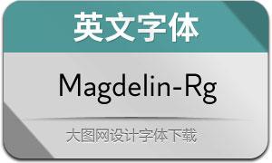 Magdelin-Regular(с╒ндвжСw)