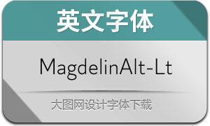 MagdelinAlt-Light(с╒ндвжСw)