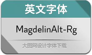 MagdelinAlt-Regular(с╒ндвжСw)
