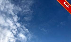 天空中的云彩风光主题摄影高清图片