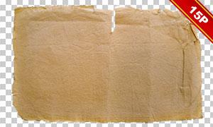 復古破舊樣式紙張元素免摳素材集V1
