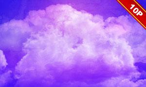 天空云彩主题背景创意高清图片素材