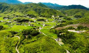 美丽乡村航帕图高清摄影图片
