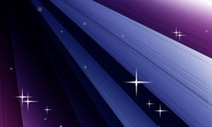 星光光斑几何抽象背景创意分层素材