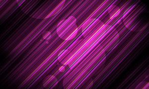 光斑与斜向的紫色线条创意分层素材