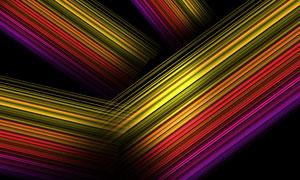 流光溢彩炫丽线条创意背景分层素材