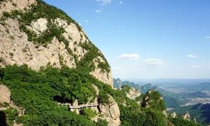 辽宁丹东凤凰山风景区摄影图片