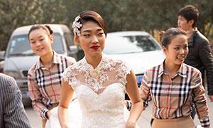 婚庆现场摄影跟拍效果高清原片素材