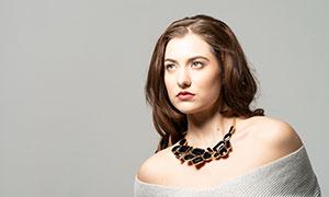 歐美模特人物寫真攝影高清原片素材