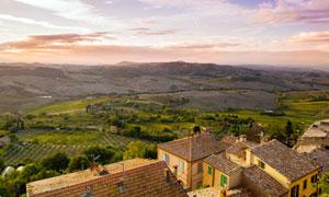農村和戶外農田景觀攝影圖片