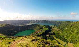 亚速尔群岛美丽景观高清摄影图片