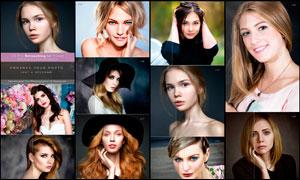 20款专业级人像皮肤美化处理LR预设
