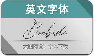 Bonbaste(英文字体)