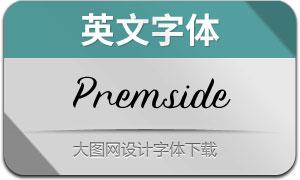 Premside(英文字体)