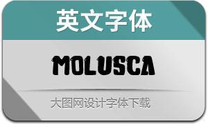 Molusca(英文字体)