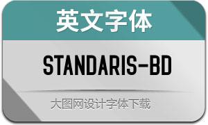 Standaris-Bold(英文字体)