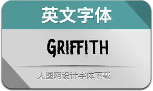 Griffith(英文字体)