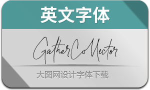 GatherCollector'sEdition(英文字体)
