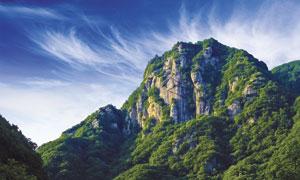 红河丹崖美丽风光高清摄影图片