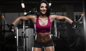 做体能训练的健身美女摄影 澳门线上必赢赌场