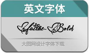 Faithe-Bold(英文字体)