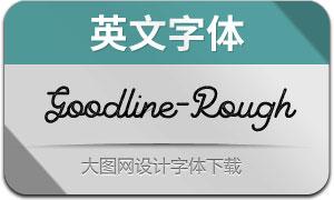 Goodline-Rough(英文字体)