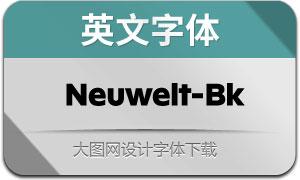 Neuwelt-Black(英文字体)
