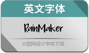 RainMaker(с╒ндвжСw)