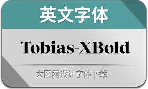 Tobias-ExtraBold(с╒ндвжСw)
