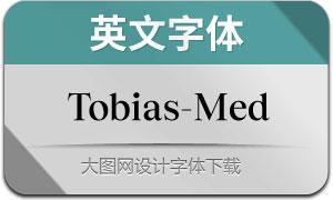 Tobias-Medium(英文字体)