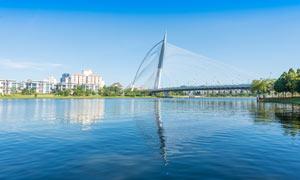马来西亚布城景观摄影图片